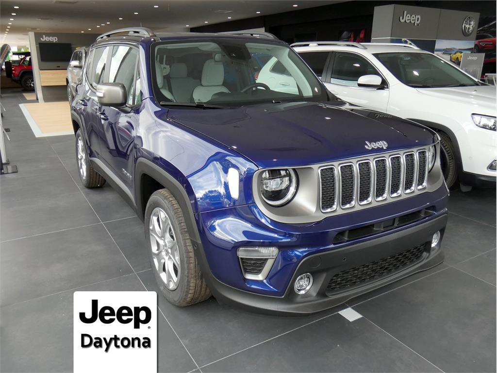 JEEP RENEGADE Limited 1.0 Turbo 88 kW (120 C