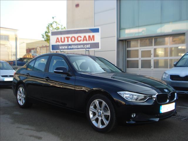 BMW SERIE 3 318d Aut.
