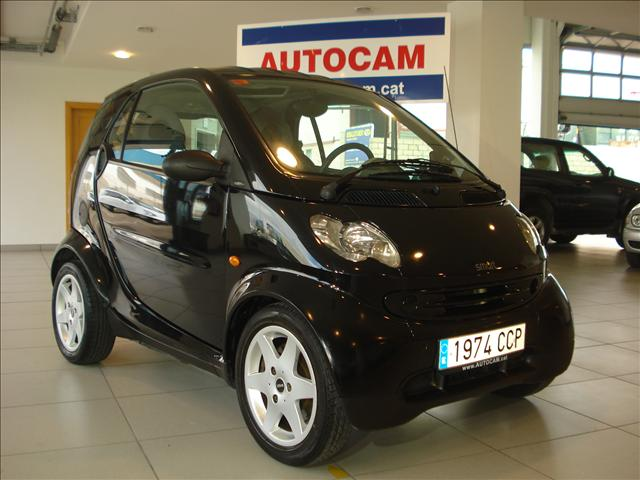 SMART SMART FOR TWO Pure 55