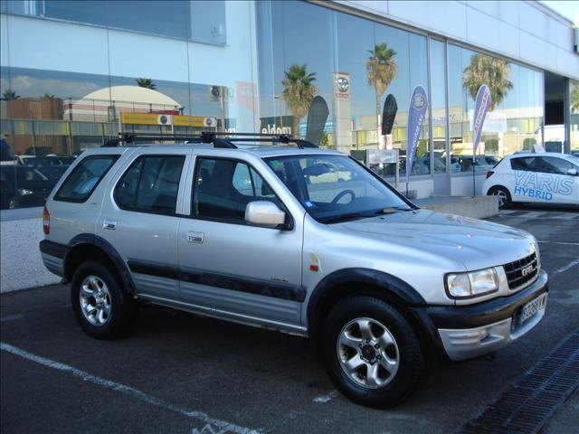 OPEL FRONTERA 2.2DTI Limited