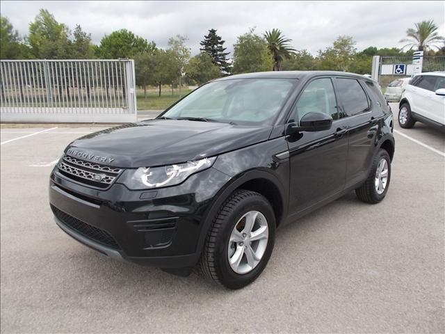 LAND-ROVER DISCOVERY SPORT 2.2TD4 SE 7pl.